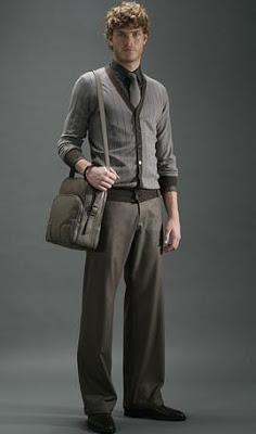 Louis Vuitton Pre-Fall 2008 Menswear Collection
