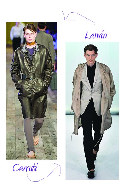 Style Watch: Detailed Spring 2009