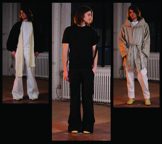 Feature Label: Complex Geometries Fall 2008