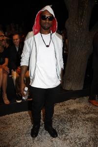 Kanye West Eyes Fashion World