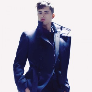 Sean Opry Goes Black & Blue for Details