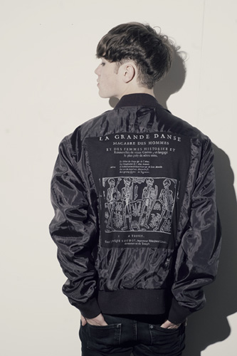 Feature Label: Without Backbones Spring 2009