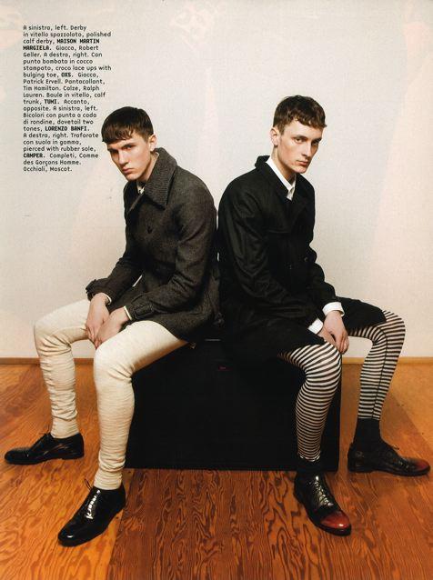 Style Watch: Leggings & Coats