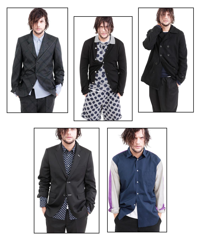 Comme des Garçons for H&M Fall 2008