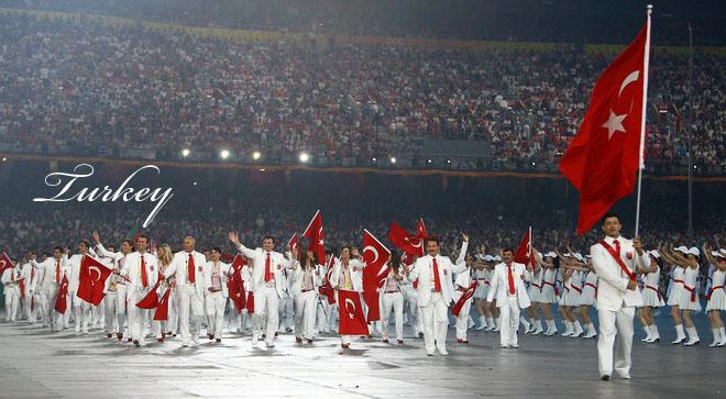 Picture Break: 2008 Summer Olympics Opening Ceremony