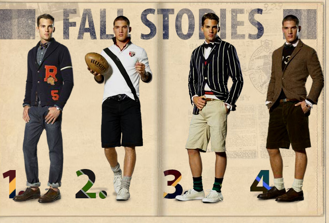 Rugby Ralph Lauren Launches E-Store