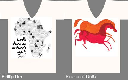 Designer Shirts for a Cause