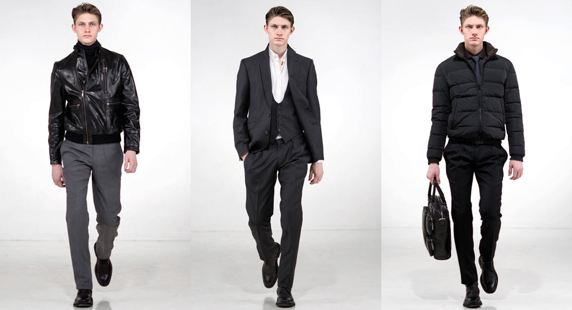 Tiger of Sweden Silver Label Fall 2008