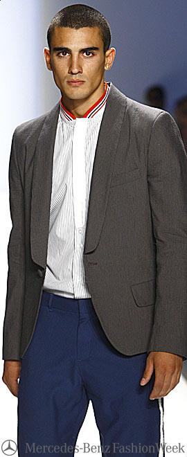 Sergio Davila Spring 2009