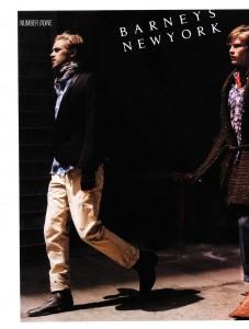 Barneys Fall 2008 Campaign