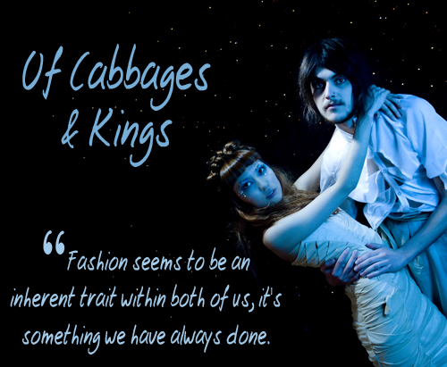 Q&A: Of Cabbages & Kings Spring 2009