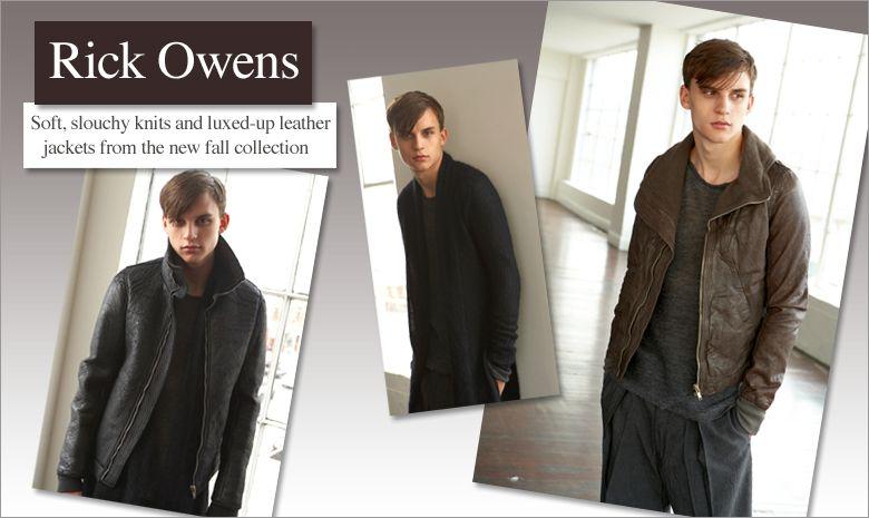 New Arrivals - Rick Owens