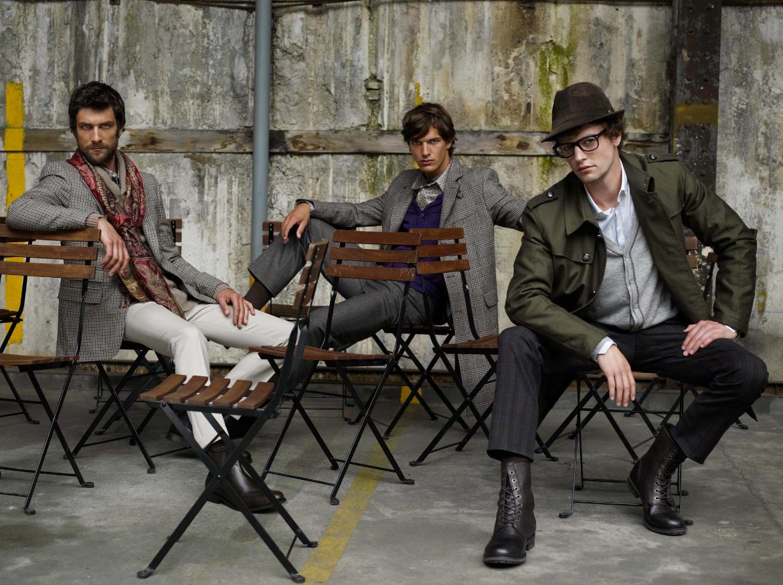 Zara Fall 2008 Campaign