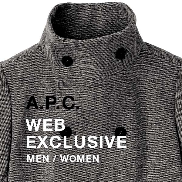 A.P.C. Web Exclusives