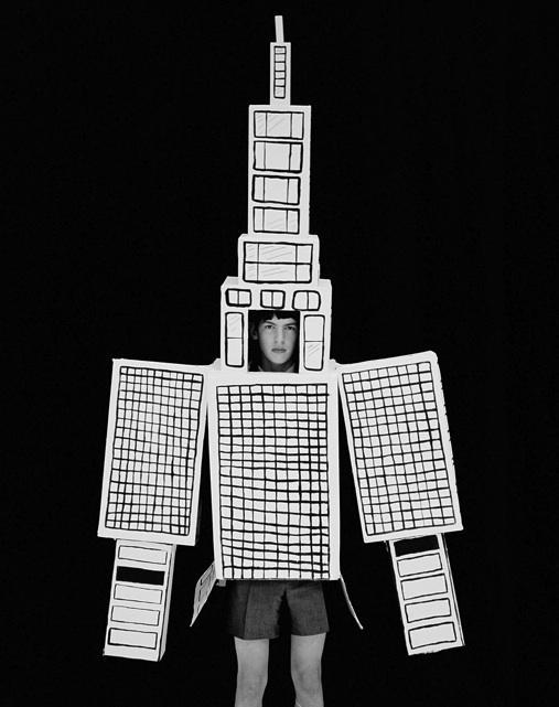 Dazed & Confused | Building Blocks by Ben Toms