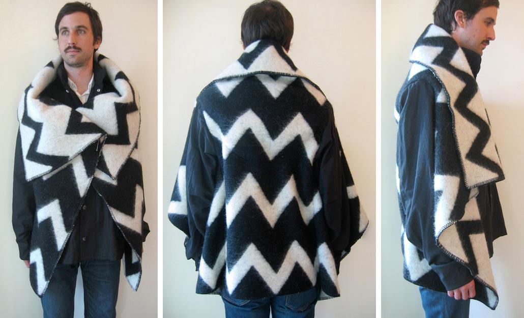 Fashionisto Pick: The Blanket Coat
