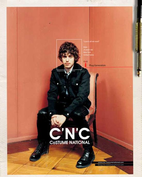 C'N'C' CoSTUME NATIONAL Fall 2008