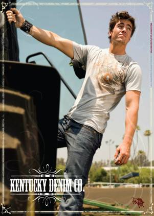 Spotted: Chandler for Kentucky Denim Co.