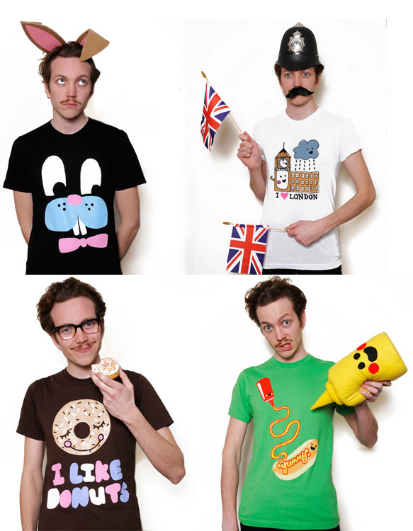 Lazy Oaf: Pullin' Out The Quirks