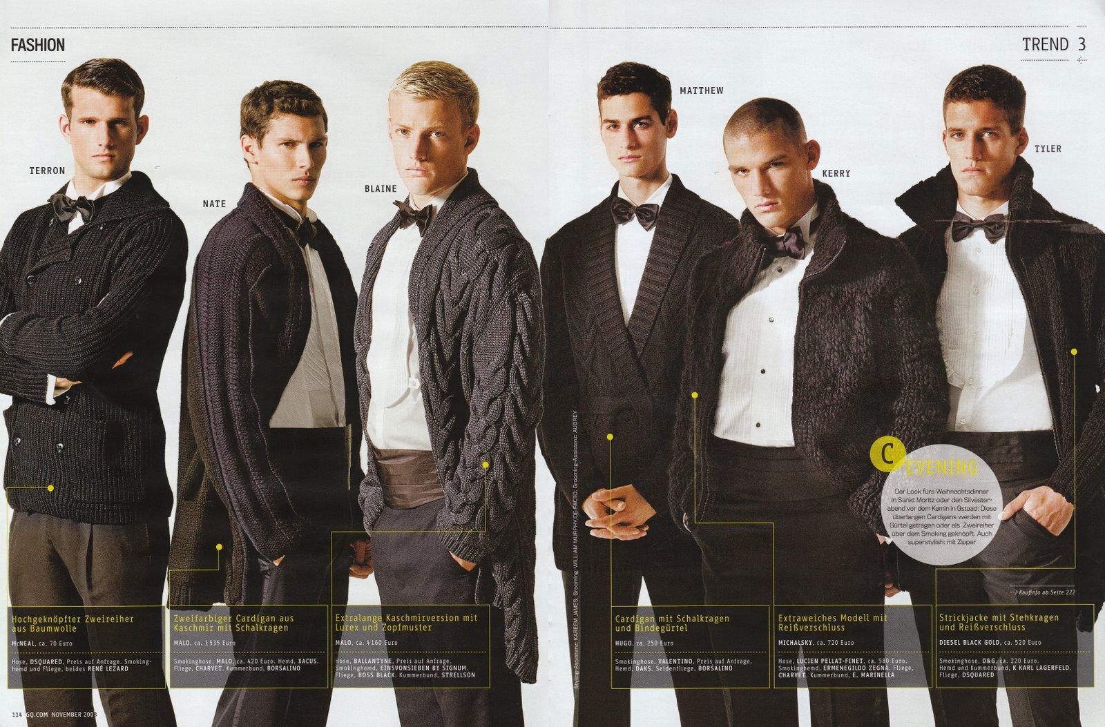 Style Watch - Knit Lineup