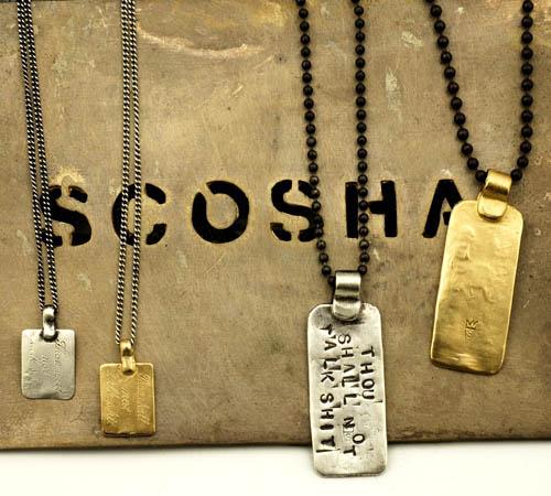 Scosha NYC: The Commandment is In