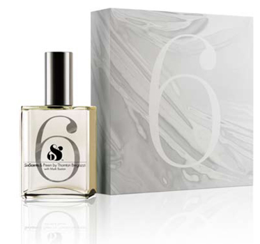 Introducing Six Scents