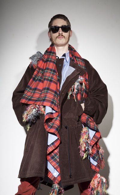 A Friend Through The Seasons: Fabrics Interseason