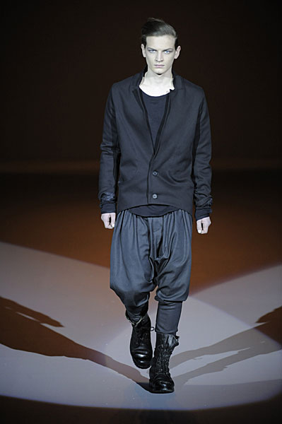 QED Pour Homme Fall 2009