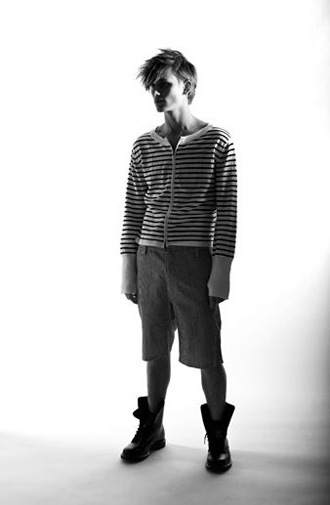 """""""The Stripe Collection"""" - 2707 Spring 2009"""