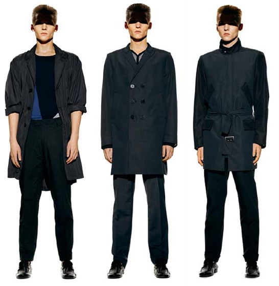 Blank Homme Spring 2009