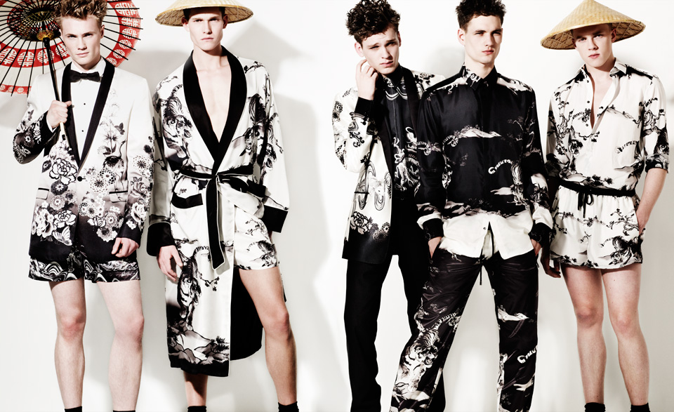 Editorial | Color Me Bad by Josh Olins