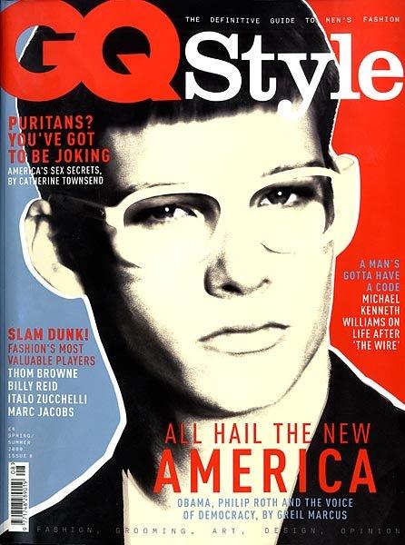 Latest - GQ Style Featuring Alan Carey