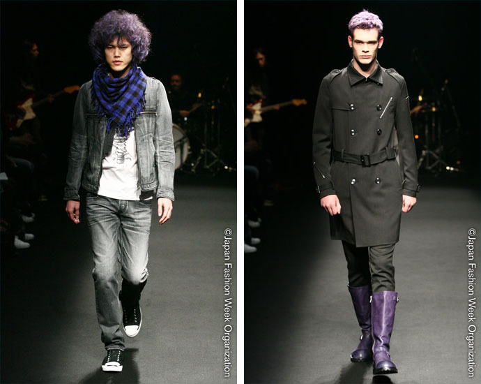 Japan Fashion Week Part II
