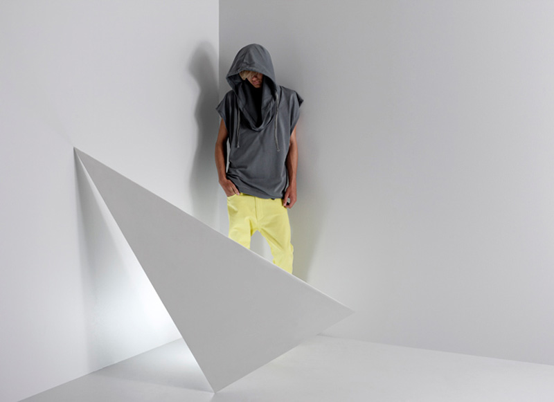 """""""In Visible"""" - Odeur Spring 2009"""