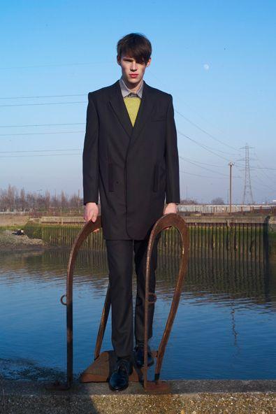 """Man Boy"" - Omar Kashoura Spring 2009"