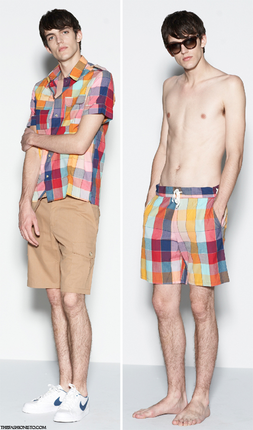 A.P.C. Madras Summer 2009 Collection