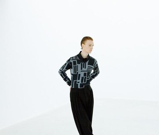 """Geometrical"" - Man of Moods Spring 2009"