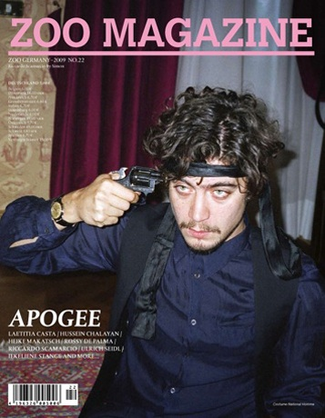 Preview - Zoo Magazine - No. 22 2009