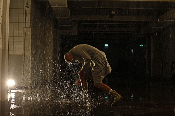 """""""Drenched"""" - Göran Sundberg"""