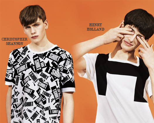Topman - The White Tee Project