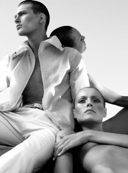 Campaign - CK Calvin Klein Spring 2009