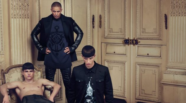 Campaign - Givenchy Fall 2009