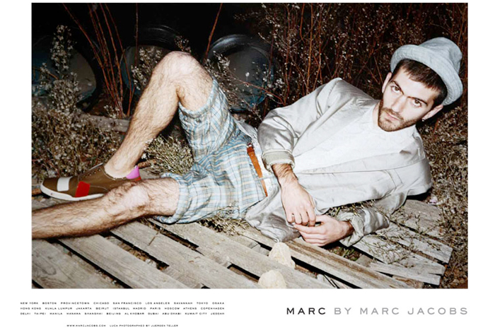 Campaign - Marc by Marc Jacobs S/S 2009