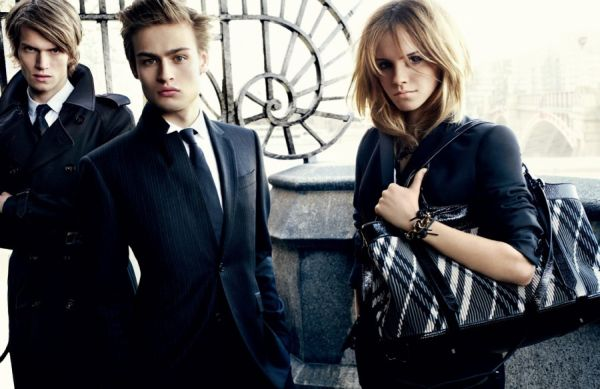 Preview - Burberry Fall 2009 Campaign