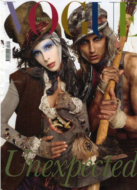 Vogue Italia September 2009 | Two More Covers