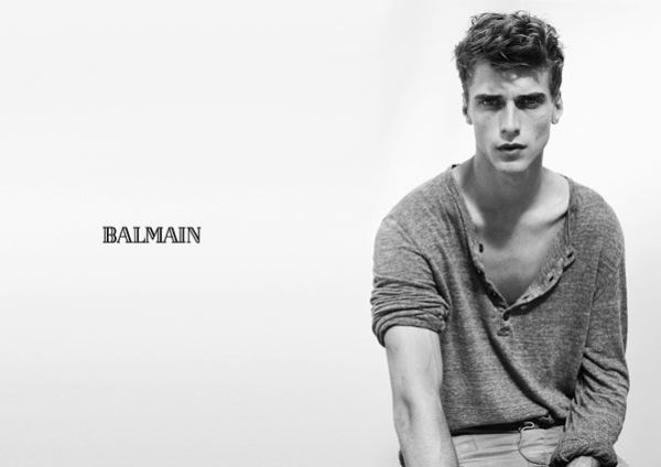 Campaign Preview | Balmain Homme Spring 2010