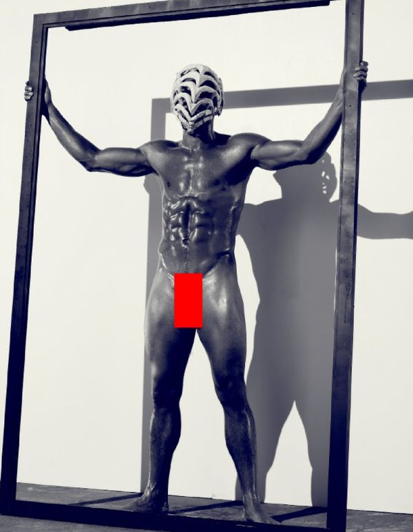 Vogue Hommes Japan | Bondage Warriors