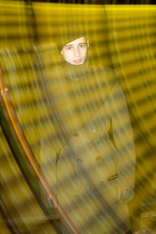 10 Men Editorial | Wooyoungmi Fall 2009--Adrien Sahores by Marcelo Krasilcic