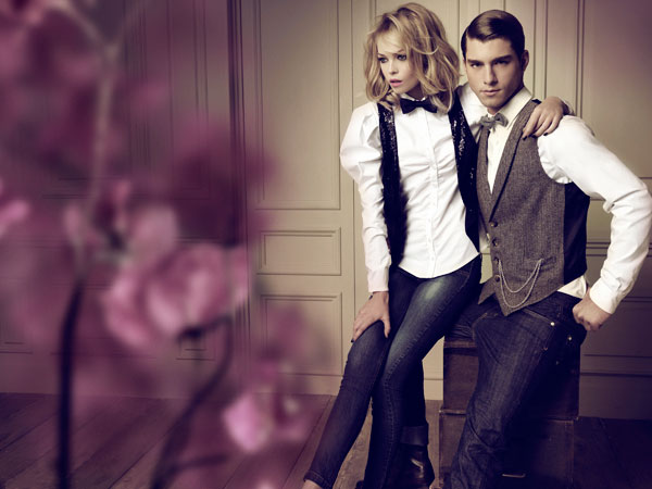 Winter 2009 Campaign | André Ziehe for Blanco