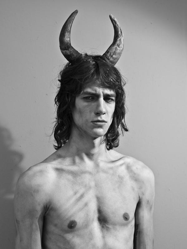 Editorial | Devil I by Sharon Mor Yosef